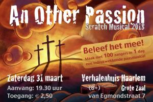 Doe mee aan 'Another Passion 2018'
