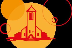 Naar de kerkdienst in de Immanuelkerk