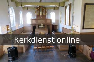 Kerkdiensten zondag 1 augustus